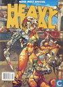 Bandes dessinées - Heavy Metal (tijdschrift) (Engels) - Mind melt special