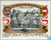 Postzegels - Oostenrijk [AUT] - Oberdrauburg 750 jaar