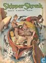 Bandes dessinées - Skipper Skræk (tijdschrift) (Deens) - 1955 nummer 43