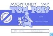 Strips - Bommel en Tom Poes - Tom Poes en de Klonters