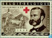 Postage Stamps - Belgium [BEL] - Centenary Red Cross