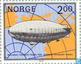 Stamp exhibition NORWEX 80
