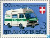 Postage Stamps - Austria [AUT] - Rescue 100 years