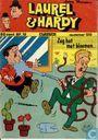 Strips - Laurel en Hardy - het geraamte