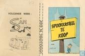 Comic Books - Kasteel - Spookkasteel te koop