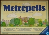 Board games - Metropolis - Metropolis