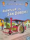Comic Books - Piet Pienter en Bert Bibber - Avontuur in San Doremi
