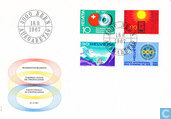 1967 Anniversaries and Events FDC