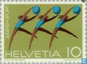 Postzegels - Zwitserland [CHE] - Jeugdsport