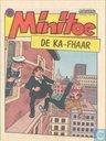 Bandes dessinées - Minitoe  (tijdschrift) - 1991 nummer  10