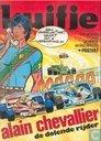 Strips - Alain Chevallier - De dolende rijder