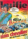 Comics - Alain Chevallier - De dolende rijder