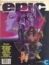 Comics - Epic Illustrated (Illustrierte) (Engels) - Nummer 8