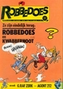 Comic Books - Tif and Tondu - Robbedoes 2672