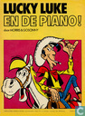 Lucky Luke en de piano!