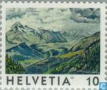 Beelden uit Zwitserland