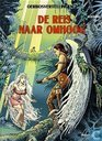 Comics - Oerbosvertellingen - De reis naar omhoog