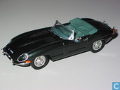 Modelauto's  - Corgi - Jaguar E-type, Open Top