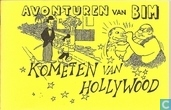 Strips - Bim - Kometen van Hollywood