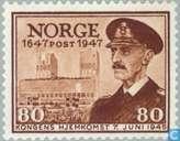 300 years Norwegian post