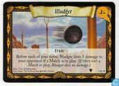 Trading cards - Harry Potter 2) Quidditch Cup - Bludger