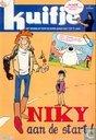 Comics - Niky - De achtste sarcofaag