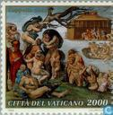 Timbres-poste - Vatican - Chapelle Sixtine