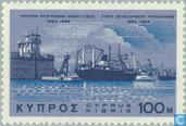Timbres-poste - Chypre [CYP] - Le développement initial