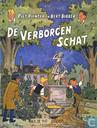 Strips - Piet Pienter en Bert Bibber - De verborgen schat