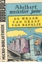 Strips - Adelbert musketier junior - De wraak van graaf van Rapalje