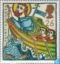 Postage Stamps - Great Britain [GBR] - Missionaries