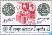 Postage Stamps - Spain [ESP] - Europe – Historical events