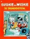 Strips - Suske en Wiske - De dromendiefstal