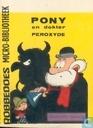 Comic Books - Pony - Pony en dokter Peroxyde