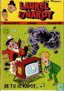 Bandes dessinées - Laurel et Hardy - veiligheid voor alles