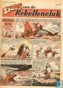 Bandes dessinées - Sjors van de Rebellenclub (tijdschrift) - 1957 nummer  27