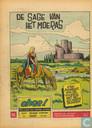 Strips - Floris, de dolende ridder - De sage van het moeras