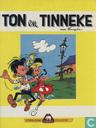 Bandes dessinées - Modeste et Pompon - Ton en Tinneke