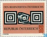 Postage Stamps - Austria [AUT] - Mentally handicapped