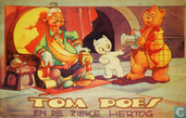 Comic Books - Bumble and Tom Puss - Tom Poes en de zieke hertog