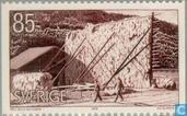 Postzegels - Zweden [SWE] - Toerisme - Ångermanland