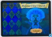 Trading cards - Harry Potter 1) Base Set - Professor Filius Flitwick