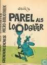 Comic Books - Parel - Parel als loodgieter
