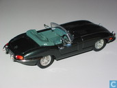Model cars - Corgi - Jaguar E-type, Open Top