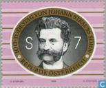 Timbres-poste - Autriche [AUT] - Strauss, Johann 1825-1899