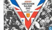 Timbres-poste - Jersey - Libération 1996 50 années 706