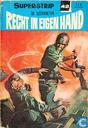 Comics - IJzervreter, De [Super] - Recht in eigen hand