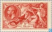 Timbres-poste - Grande-Bretagne [GBR] - Roi George V