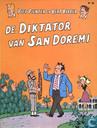 Comic Books - Piet Pienter en Bert Bibber - De diktator van San Doremi