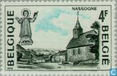 Postage Stamps - Belgium [BEL] - Tourism Nassogne